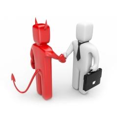 A Devilish Consultant